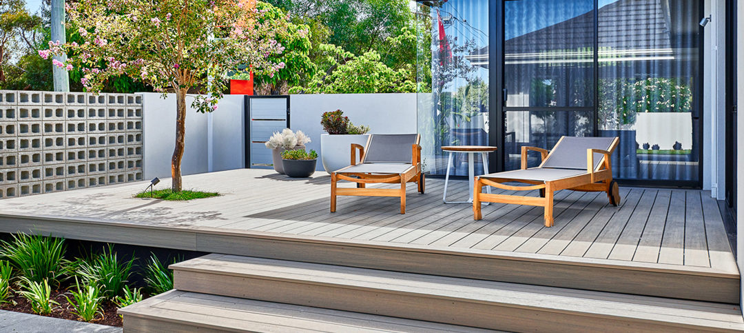 The New Generation Composite Decking Wood Plastic